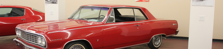 Image of 1964 Chevrolet Chevelle Malibu SS