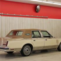 1983 Lincoln Continental Mk VI