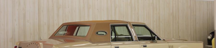 Image of 1983 Lincoln Continental Mk VI