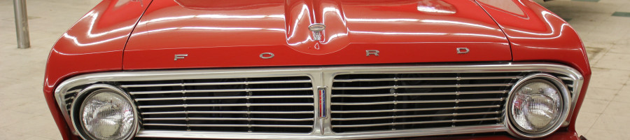 Image of 1965 Ford Falcon Futura