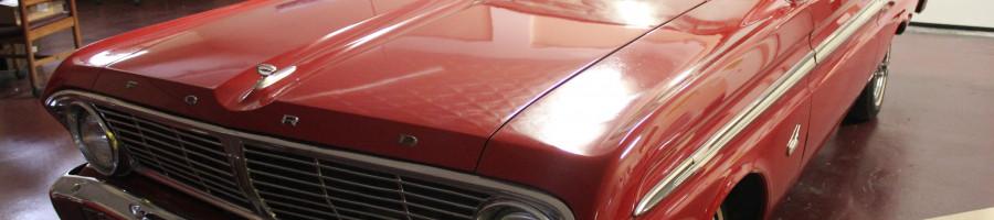 Image of 1965 Ford Falcon Futura