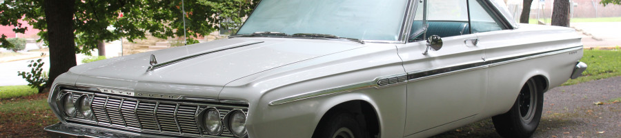 Image of 1964 Plymouth Fury